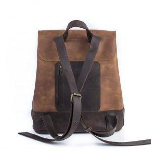 Уникальный коричневый рюкзак BNZ-474 219585