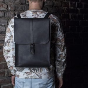 Функциональный черный рюкзак BNZ-481 219580