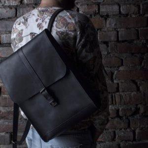 Функциональный черный рюкзак BNZ-481 219579