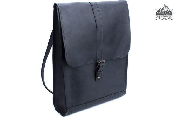 Неповторимый черный рюкзак BNZ-481