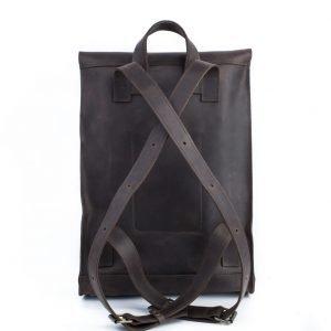 Солидный коричневый рюкзак BNZ-496 219563
