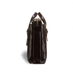 Функциональная коричневая мужская классическая сумка BRL-3206