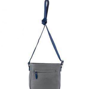 Стильная серая женская сумка через плечо FBR-899 217867