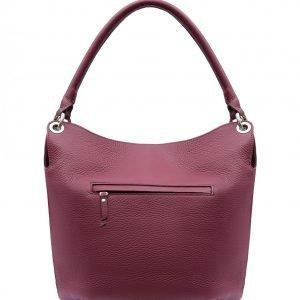 Неповторимая бордовая женская сумка FBR-2602 218982