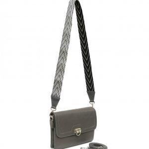 Уникальная серая женская сумка FBR-534 217788