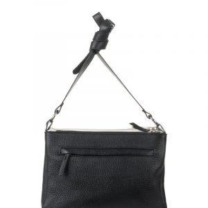 Деловая белая женская сумка через плечо FBR-159 217645