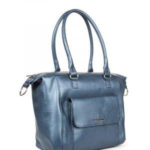 Удобная синяя женская сумка FBR-261 217676