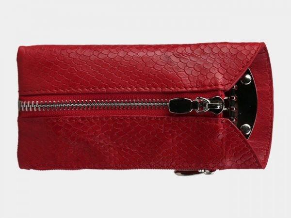 Удобная красная ключница ATS-3147