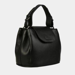 Модная черная женская сумка ATS-3095 213519