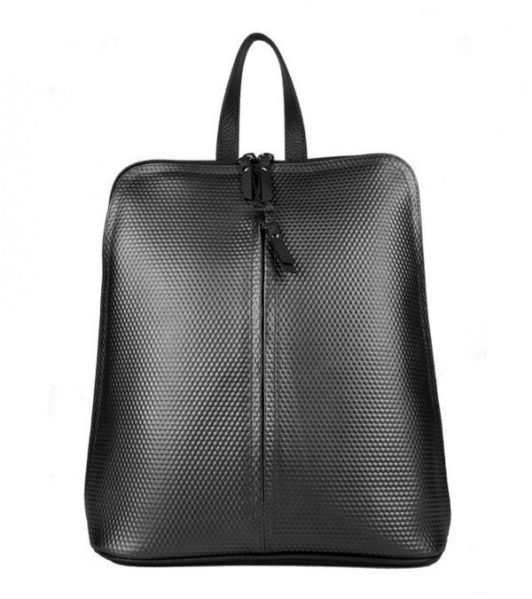 Удобный черный женский рюкзак FBR-2323