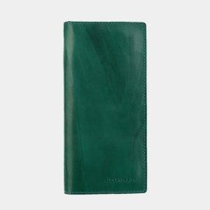 Солидный зеленый кошелек ATS-3117