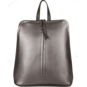 Вместительный серый женский рюкзак FBR-2322