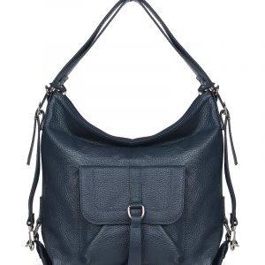 Стильная синяя женская сумка FBR-2663