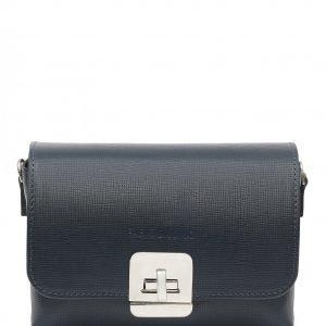 Солидная синяя женская сумка FBR-2338