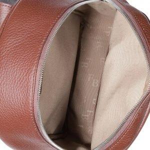 Солидный бордовый женский рюкзак FBR-2387 218721
