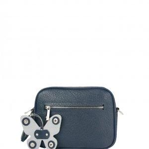 Деловая синяя женская сумка через плечо FBR-2319 218546