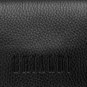 Деловая черная мужская сумка через плечо BRL-19874 221665