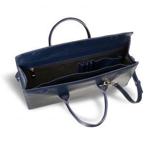 Модная синяя женская сумка BRL-3410