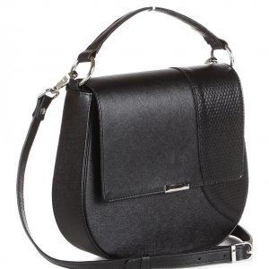 Стильная черная женская сумка FBR-2194 218422