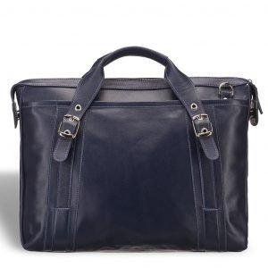 Удобная синяя мужская классическая сумка BRL-7544 220593
