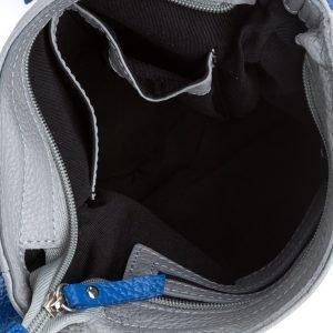 Стильная серая женская сумка через плечо FBR-899 217868