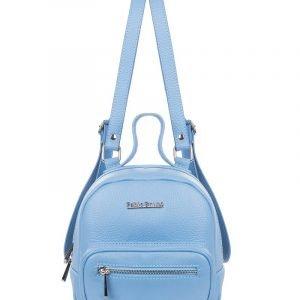 Неповторимый голубой женский рюкзак FBR-187