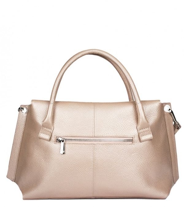 Модная розовая женская сумка FBR-2329