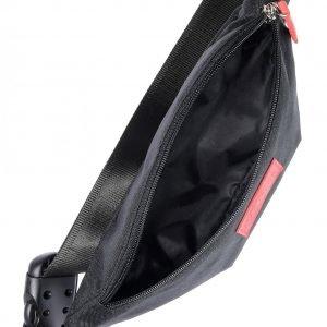 Уникальная черная женская поясная сумка FBR-2527 218918