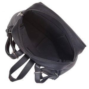 Неповторимый черный женский рюкзак FBR-792
