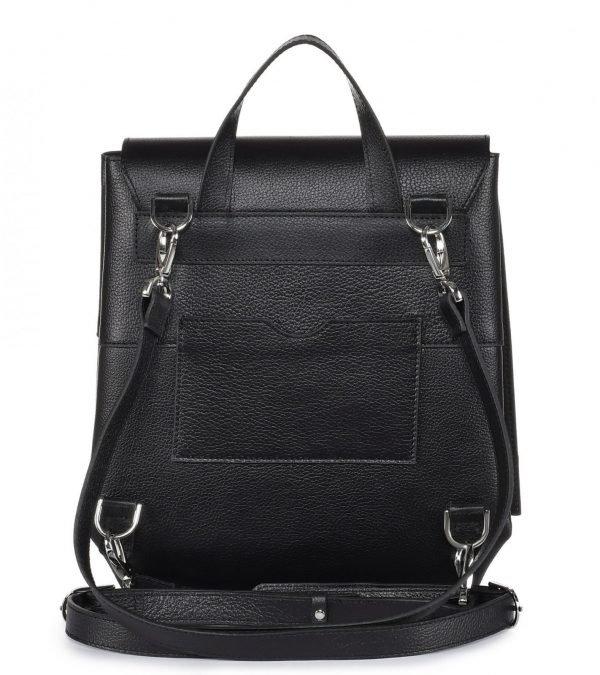 Стильный черный женский рюкзак FBR-1922