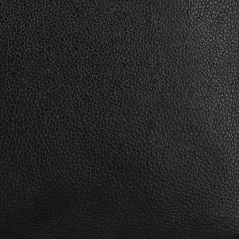 Кожаная черная мужская кожгалантерея BRL-3235