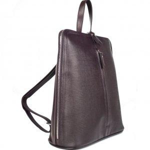 Деловой фиолетовый женский рюкзак FBR-2324 218564