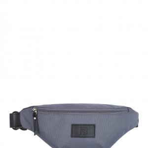 Уникальная серая женская поясная сумка FBR-2496