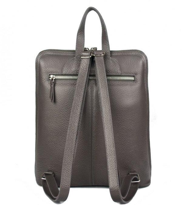Неповторимый серый женский рюкзак FBR-2322