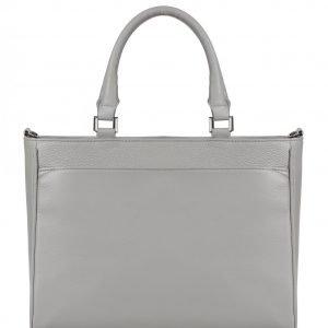 Функциональная серая женская сумка FBR-2094