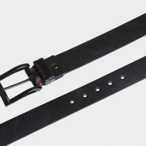 Солидный черный женский джинсовый ремень ATS-167 217508