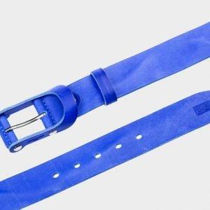 Модный синий женский джинсовый ремень ATS-183