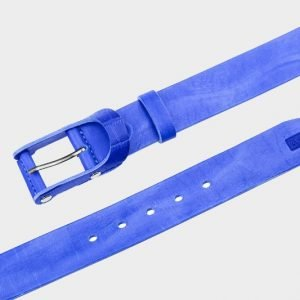 Стильный синий женский джинсовый ремень ATS-185 217461