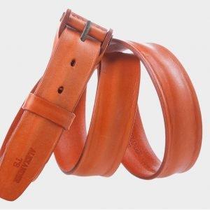 Стильный оранжевый женский джинсовый ремень ATS-296 217394