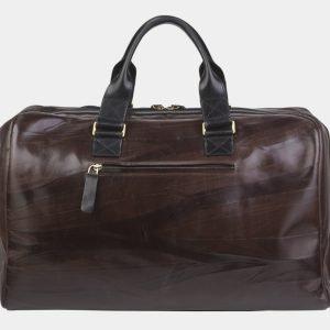 Неповторимая коричневая дорожная сумка ATS-2356