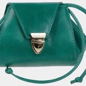Модная зеленая косметичка ATS-1870