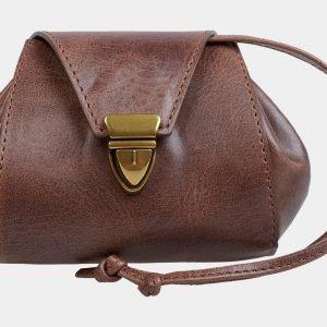 Удобная коричневая косметичка ATS-1876