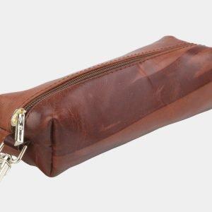 Удобная светло-коричневая ключница ATS-2399 215293