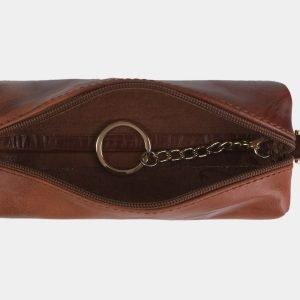 Удобная светло-коричневая ключница ATS-2399 215294