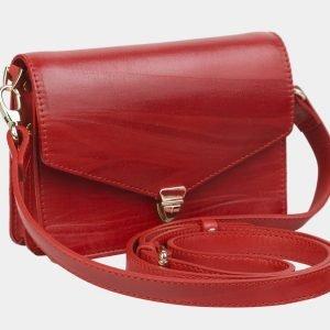 Модная красная женская сумка на пояс ATS-2147 215740