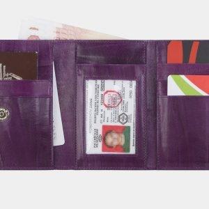 Неповторимый фиолетовый аксессуар с росписью ATS-2406 215274