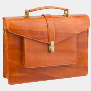 Удобная оранжевая женская сумка ATS-2436 215195