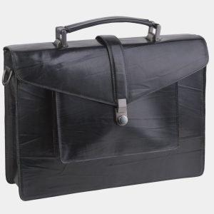 Модная черная женская сумка ATS-2438 215190