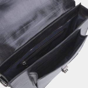 Модная черная женская сумка ATS-2438 215192