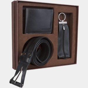Удобный черный подарочный набор ATS-1830
